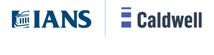 IANS Logo and Caldwell Logo