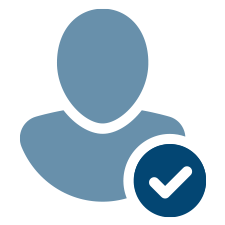 Person Avatar with Checkmark